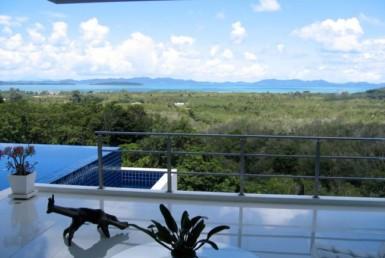 Cape Yamu sea view villa