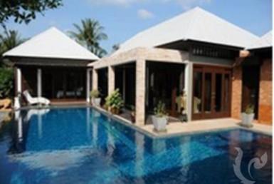 14045 - 5 bdr Villa for sale in Samui - Bophut