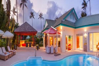 13949 - 4 bdr Villa for rent in Samui - Hua Thanon