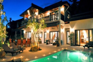 13882 - 4 bdr Villa for sale in Samui - Hua Thanon