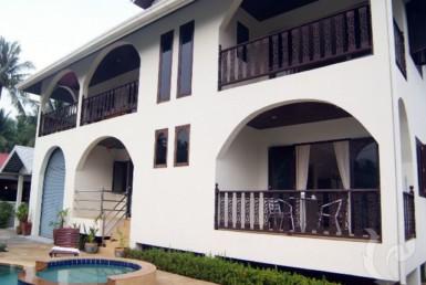 13779 - 3 bdr Villa for sale in Samui - Namuang