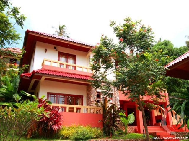 13863 - 3 bdr Villa for rent in Samui - Lamai