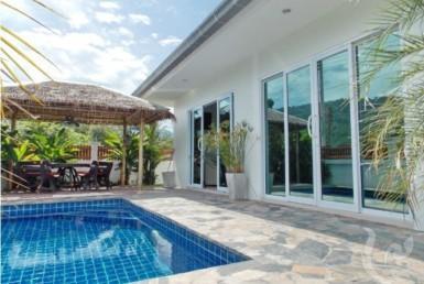 7140 - 2 bdr Villa for sale in Samui - Lamai