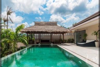 7099 - 3 bdr Villa for sale in Samui - Maenam