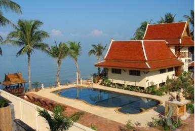 13785 - 2 bdr Villa for rent in Samui - Lipanoi