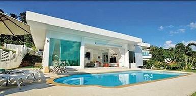 Pool villa for sale near Phuket International School