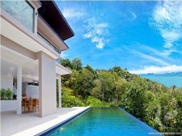14504 - 4 bdr Villa for sale in Samui - Bang Po