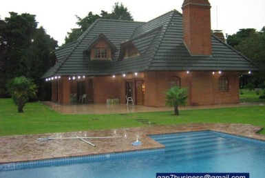 Superbe mansion for sale in Argentina near Buenos Aires