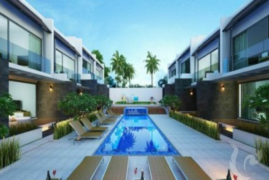 14926 - 2 bdr Townhouse for sale in Samui - Choengmon