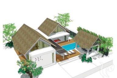 14900 - 2 bdr Villa for sale in Samui - Hua Thanon
