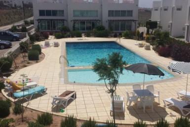 Sea view duplex in Cyprus