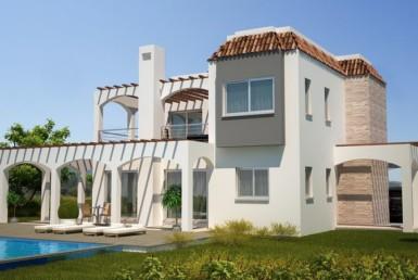 Beach front villas development projet