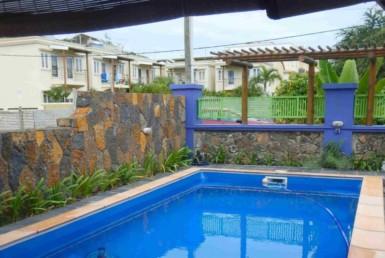 House rental in Mauritius Island at Flic en Flac