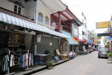 Shop house for rent near Patong Beach