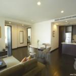 12604 - 2 bdr Serviced apartment for rent in Bangkok - Riverside