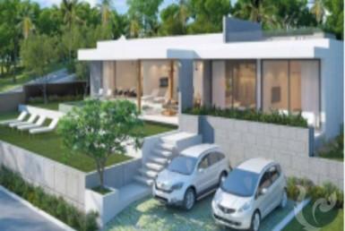 14975 - 3 bdr Villa for sale in Samui - Maenam