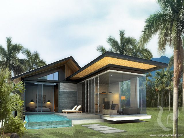 15006 - 2 bdr Villa for sale in Phuket - Laguna
