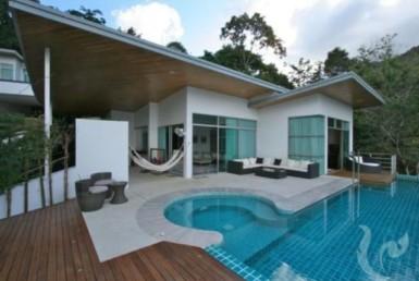15284 - 4 bdr Villa for rent in Phuket - Kamala
