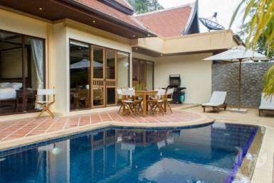15279 - 2 bdr Villa for rent in Phuket - Kamala