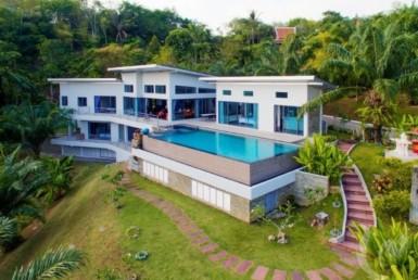 15592 - 5 bdr Villa for rent in Phuket - Laguna