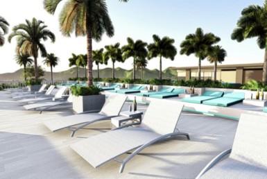Phuket Island : Kamala Beach condominium project