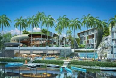 Nai Harn Beach luxury condominium project