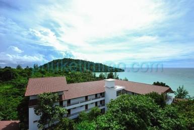 Phuket unique beach front hotel for sale