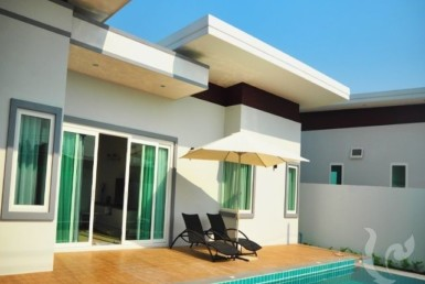 14919 - 2BR Eco Modern Villas (Class A)