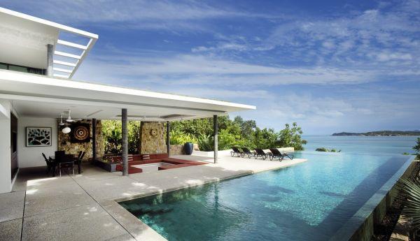 Villa A Vendre Ko Samui Choeng Mon Thailande