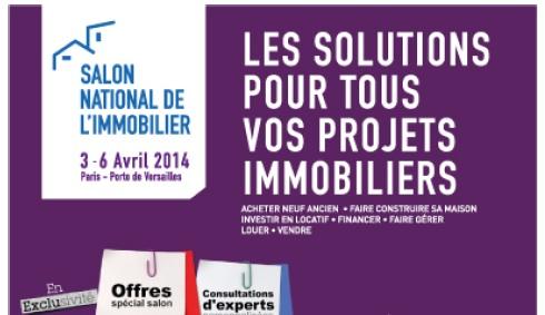 L'international au Salon National de l'Immobilier à Paris