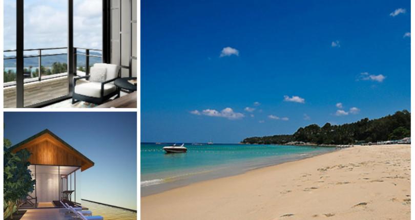 Phuket : une résidence près de la plage et bon marché