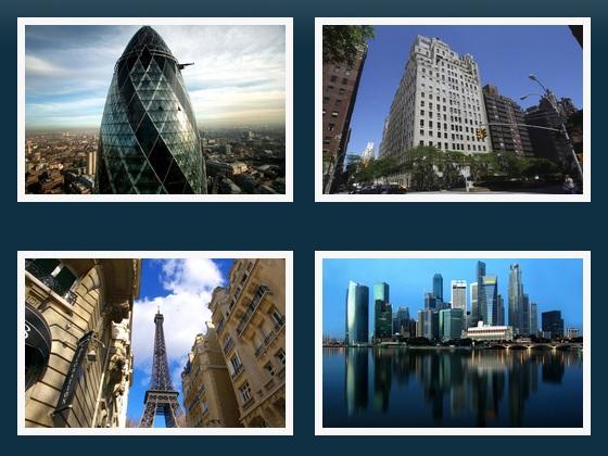 Londres, New York, Paris et Singapour, les trois villes les plus influentes selon Forbes