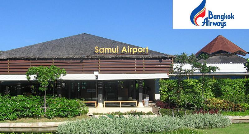 Développement de Koh Samui : augmentation de la fréquence des vols