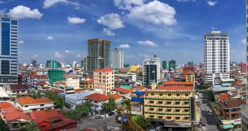 Le Cambodge, terre d'investissement.