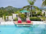 Villa à vendre - 3 chambres - cocoteraie - Chaweng - Koh Samui 4
