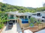 Villa à vendre - 4 chambres - cocoteraie - Lamai - Koh Samui9