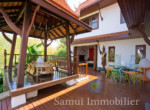 Villa à vendre - 4 chambres - vue sur mer - Bang Rak - Koh Samui11
