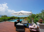 Villa à vendre - 4 chambres - vue sur mer - Bang Rak - Koh Samui12