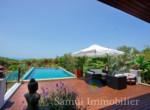 Villa à vendre - 4 chambres - vue sur mer - Bang Rak - Koh Samui14