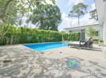 Villa + appartement à vendre - 3 chambres - cocoteraie - Maenam - Koh Samui111