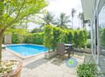 Villa + appartement à vendre - 3 chambres - cocoteraie - Maenam - Koh Samui125
