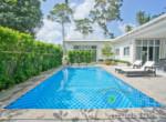 Villa + appartement à vendre - 3 chambres - cocoteraie - Maenam - Koh Samui132