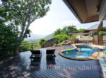 Villa à vendre - 4 chambres - vue sur mer -Lamai - Koh Samui24