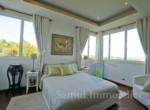 Villa à vendre - 4 chambres - vue sur mer -Lamai - Koh Samui4