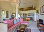 2 villas à vendre - 3 + 2 chambres - vue sur mer - Laem Set - Koh Samui10