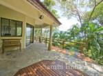 2 villas à vendre - 3 + 2 chambres - vue sur mer - Laem Set - Koh Samui2