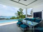 Villa à vendre - 3 chambres - vue sur mer - Chaweng Noi - Koh Samui100
