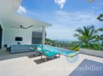 Villa à vendre - 3 chambres - vue sur mer - Chaweng Noi - Koh Samui101
