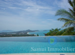 Villa à vendre - 3 chambres - vue sur mer - Chaweng Noi - Koh Samui103