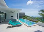 Villa à vendre - 3 chambres - vue sur mer - Chaweng Noi - Koh Samui104